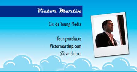 El perfil emprendedor de: Víctor Martín, victormartinp.com