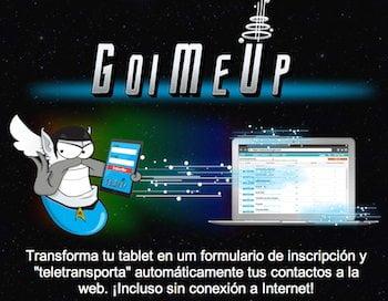 El tablet marketing con goimeup