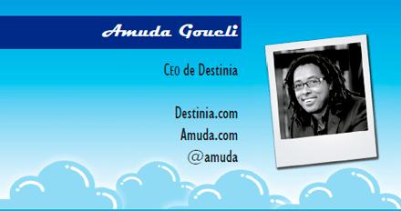 El perfil emprendedor de: Amuda Goueli, destinia.com