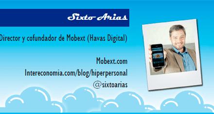 El perfil emprendedor de: Sixto Arias, mobext.com