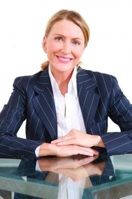 businesswoman y liderazgo