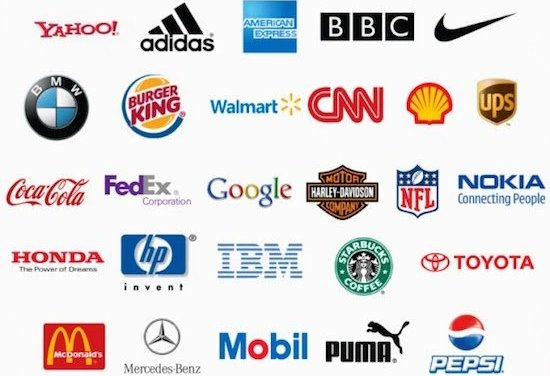 El poder de un buen logotipo