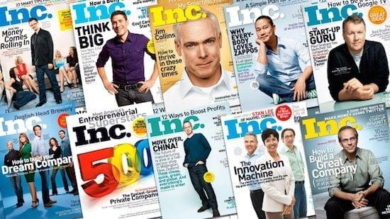Inc.-Magazine. Productividad