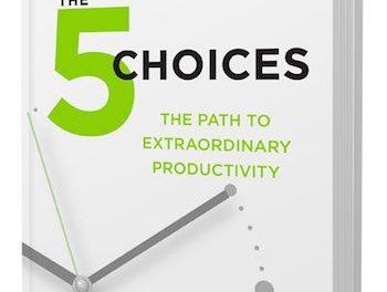 Las 5 reglas para mejorar nuestra productividad