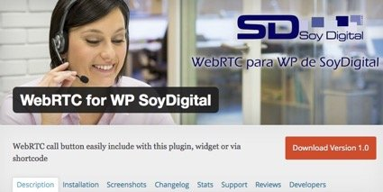 plugin webrtc