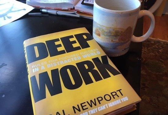 Reglas para el éxito con técnicas de trabajo profundo