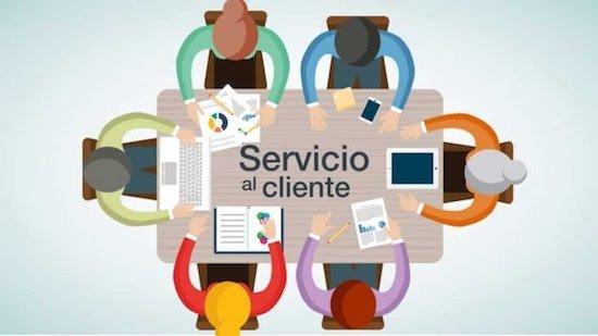 El servicio al Cliente