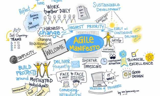 No necesitas tecnologías Agile; lo que necesitas son personas ágiles