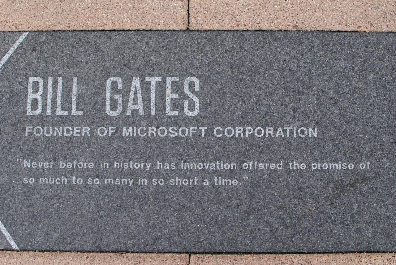 boston, bill gates, sayings