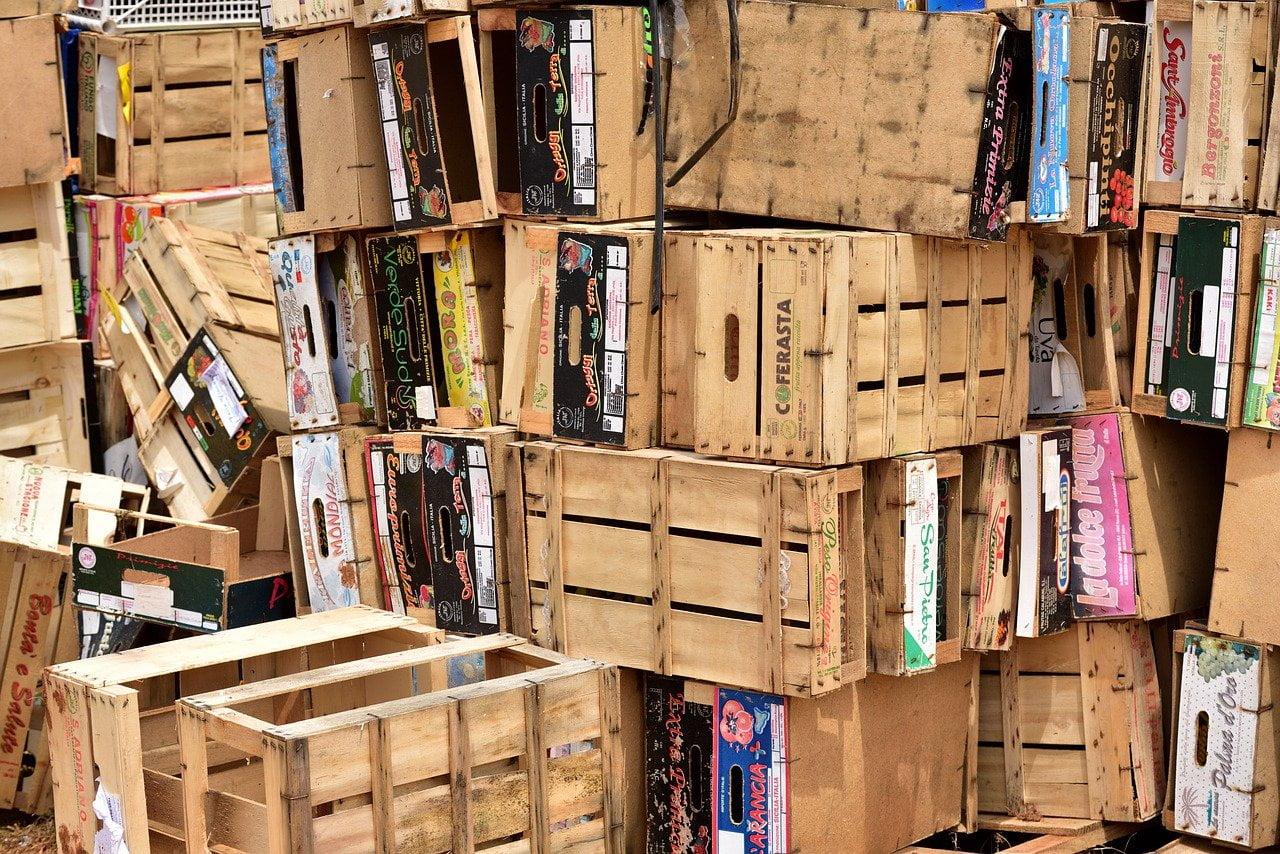 cartons, box, wear