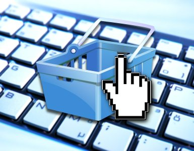 e commerce, shopping basket, shopping