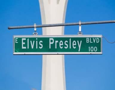 elvis presley, road, guidance