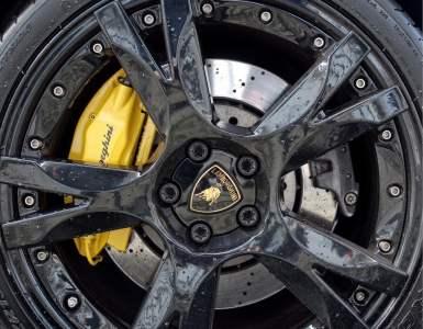lamborghini, wheel, car