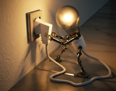 light bulb, idea, creativity