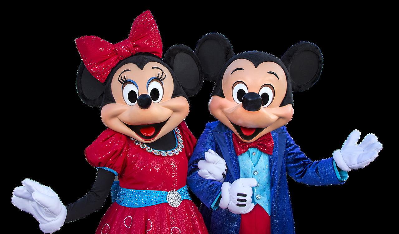 mickey mouse, daisy, walt disney
