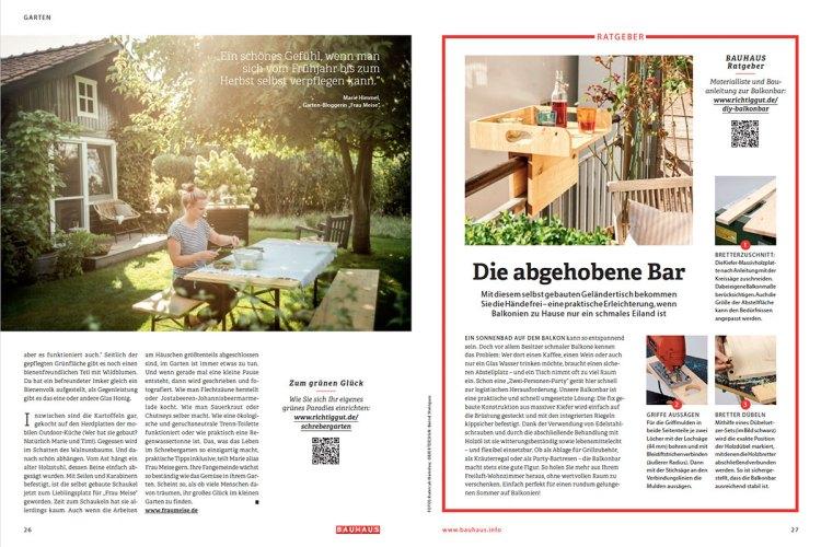 Bauhaus Garten