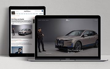 BMW iX Devices