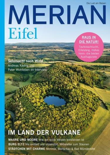 MERIAN Eifel Cover