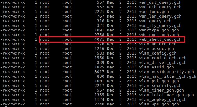 Web Shell File