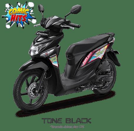 tone black-comic