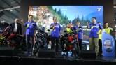 Manajemen Suzuki Saat Launching GSX-S150 Touring Edition 2