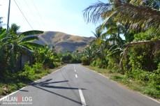 Perjalanan menuju Tanjung