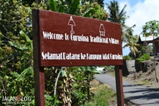 Welcome to Gurusina Traditional Village