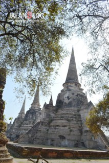 Wat Phra Si Sanpet