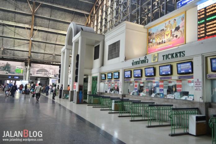 Stasiun Utama Hua Lamphong