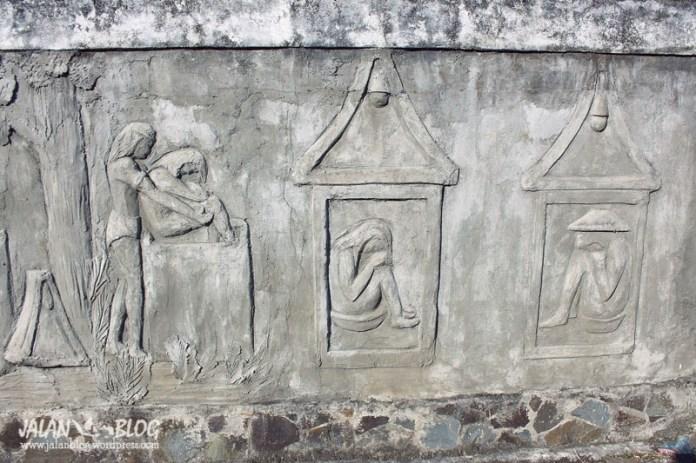 Posisi Jasad di Waruga