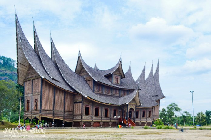Istana Baso Pagaruyung, Sumatra Barat
