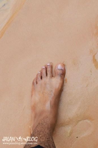 Empuk Banget pasirnya