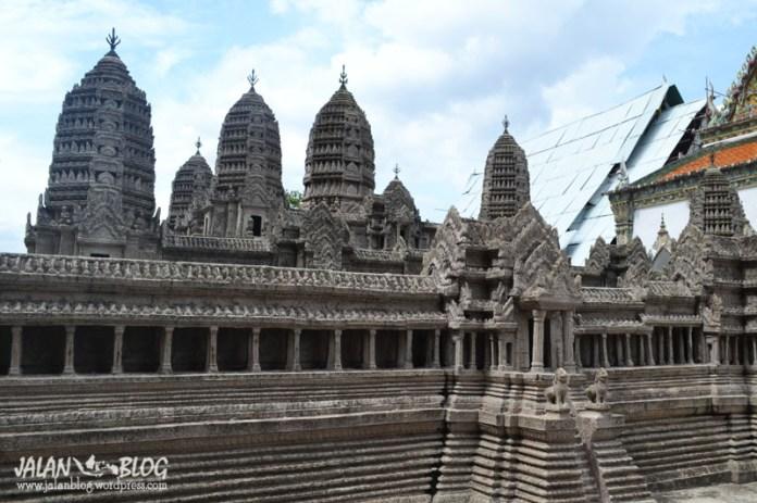 Replika Angkor Wat