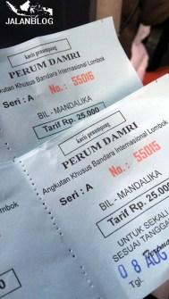 Tiket Damri