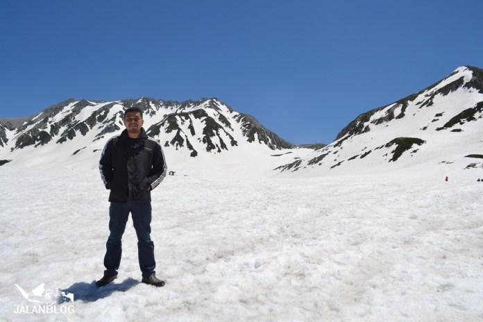Hamparan Salju Murodo