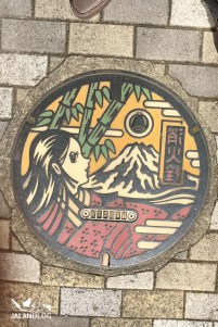 Shin Fuji Manhole