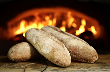 wood fired bread