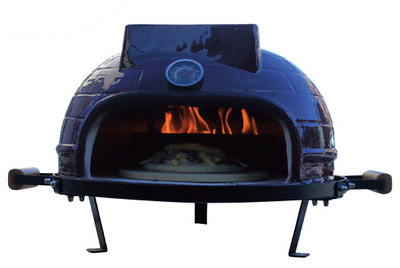 Ceramic Dual Table Top Pizza Oven