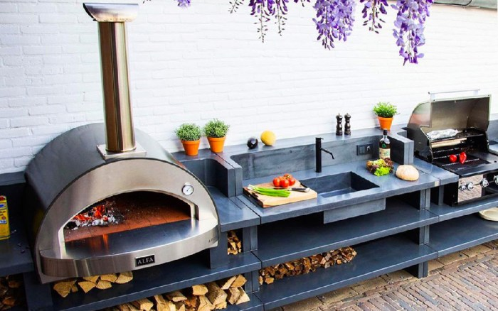 Alpha 4 Wood Fired Oven