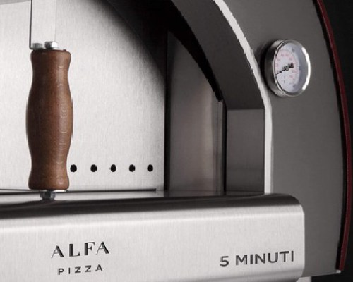 Alfa 5 Minuti Wood Fired Pizza Oven- Tabletop version