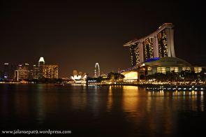 Marina Bay in Night