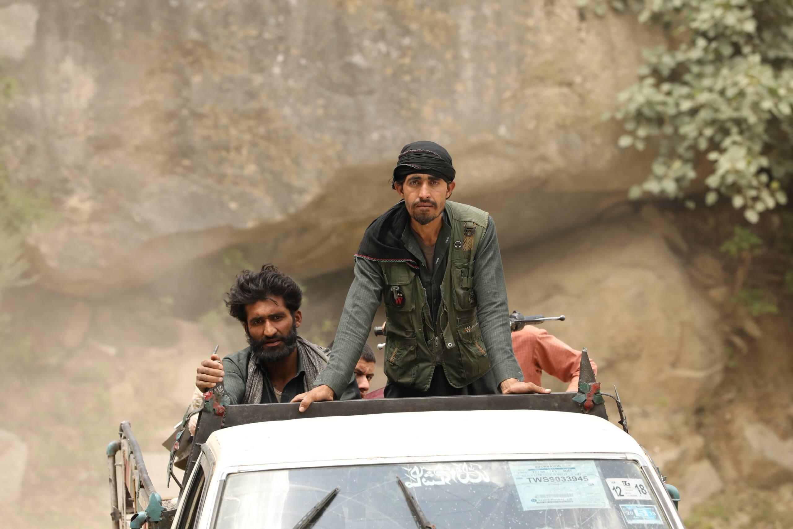 Osama bin Laden, dankjewel!