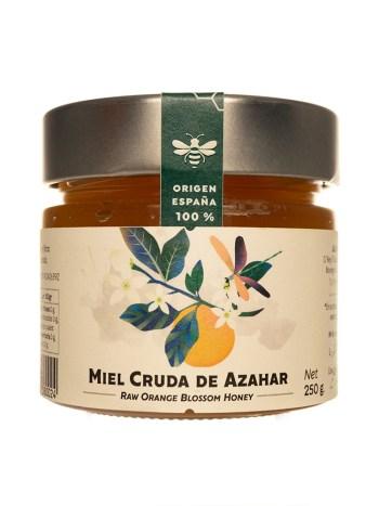 Miel de Azahar pura 250 gr