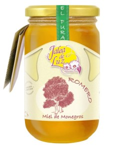 Rosemary honey 500 gr