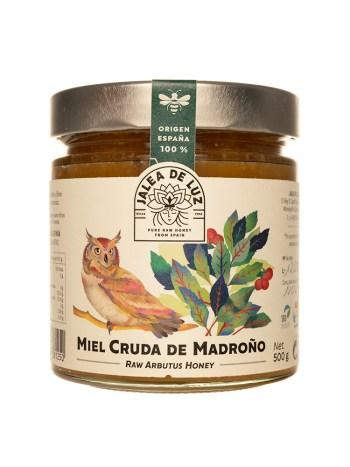 Miel de madroño natural 500 gr