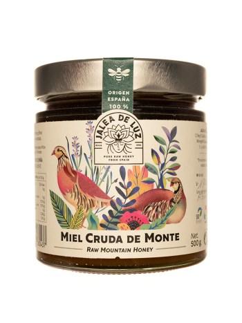 Miel de Flora Serrana natural 500 gr