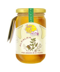 Lucerne Honey, 500 gr