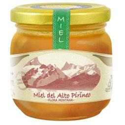 Miel de Flora Montana pura 250 gr