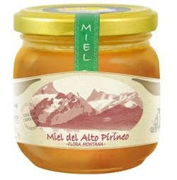 Miel de Flora Montana 250 gr