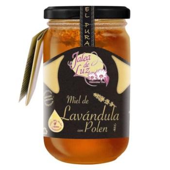 Miel de Lavanda con Polen 500 gr